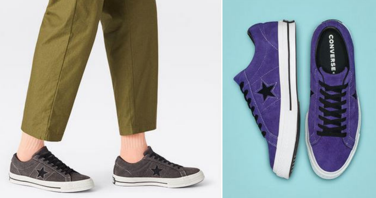 Converse Coupon Code | 50% off Vintage Suede Sneakers