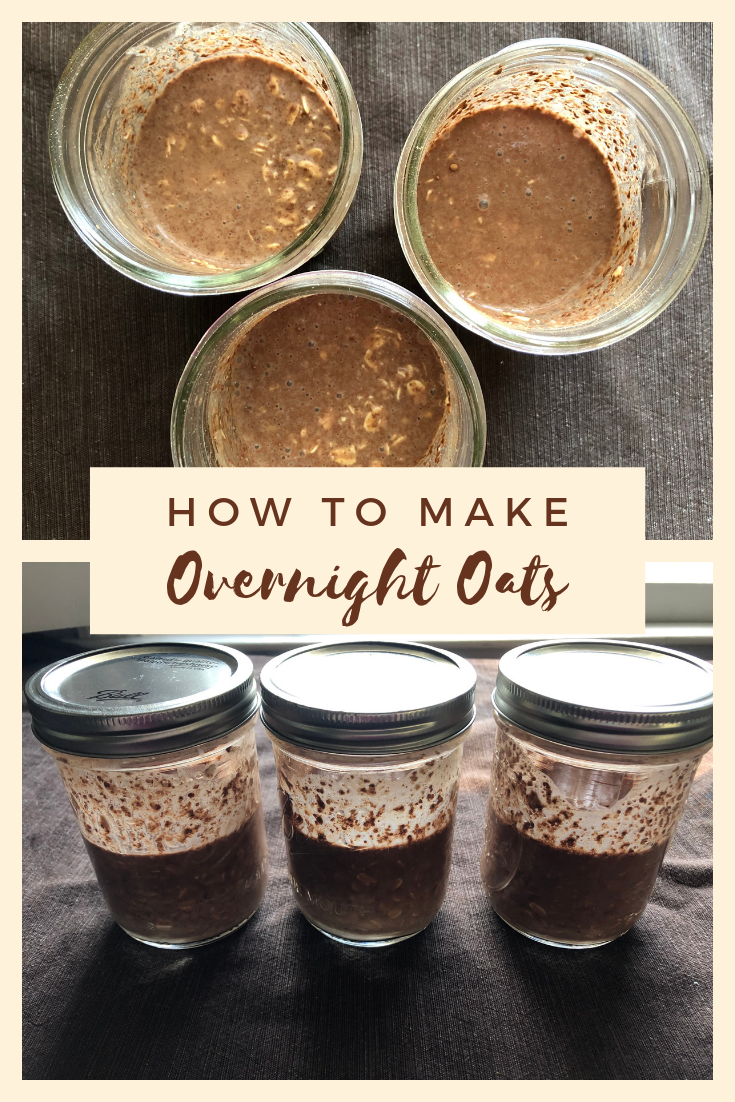 Streamline your mornings with this easy make-ahead breakfast. Learn how to make overnight oats with your favorite flavors!