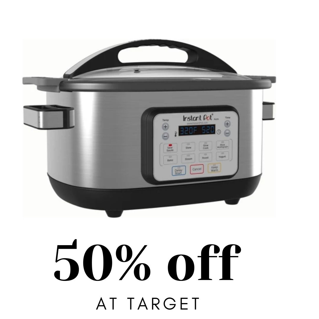 afba2a03dbe6 Instant Pot Aura Multi Cooker $56.95 (reg. $129.99) :: Southern Savers