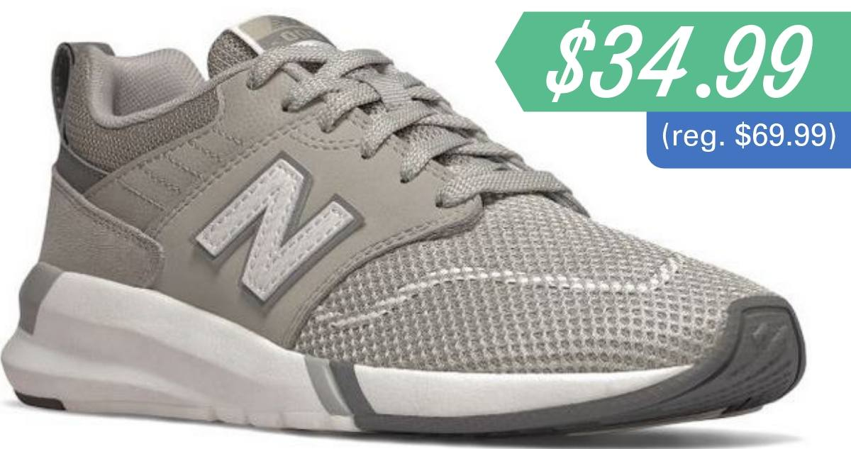 41e9e4a1a New Balance Lifestyle Shoes for $34.99 (reg. $69.99) :: Southern Savers