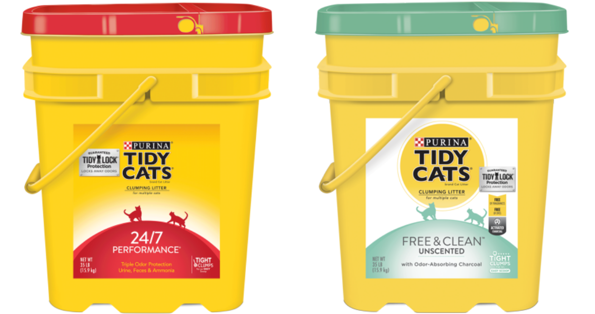 photograph relating to Tidy Cat Printable Coupons identify Tidy Cats Coupon Generates 35 lb Cat Muddle $9.49 :: Southern