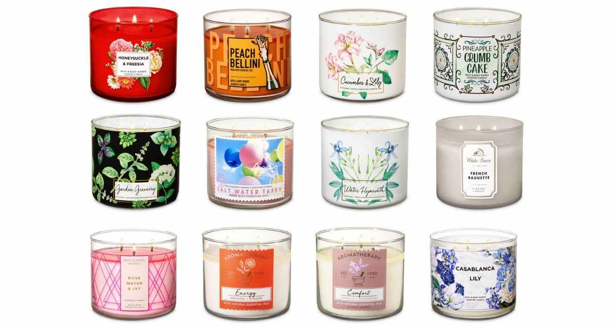 Bath & Body Works: Final Days of Semi Annual Sale + $10 off