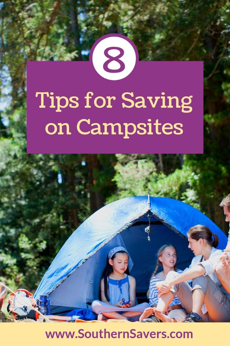 Camping is already a budget-friendly travel option, but you can save even more with these 8 tips for saving on campsites.