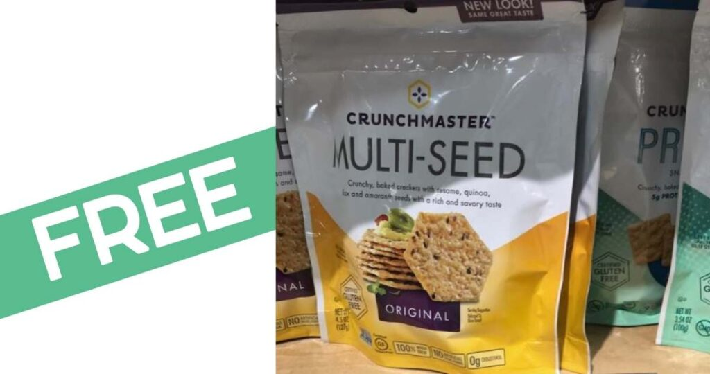 crunchmaster crackers