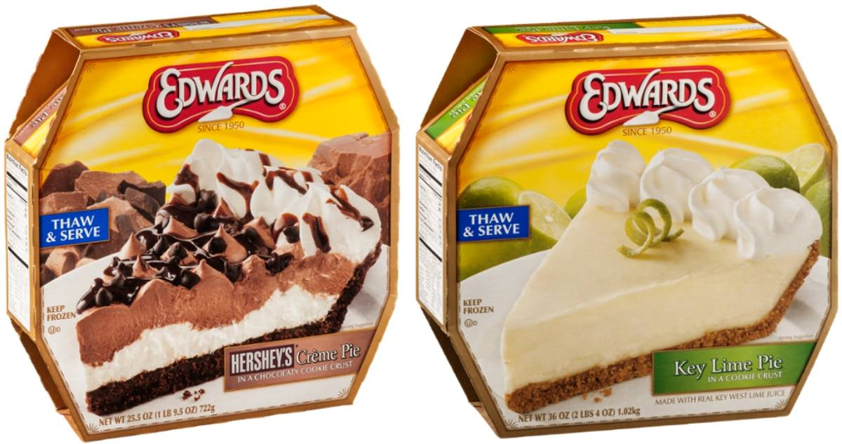 photo relating to Edwards Pies Printable Coupons called Contemporary Edwards Pie Coupon Accessible in direction of Print :: Southern Savers