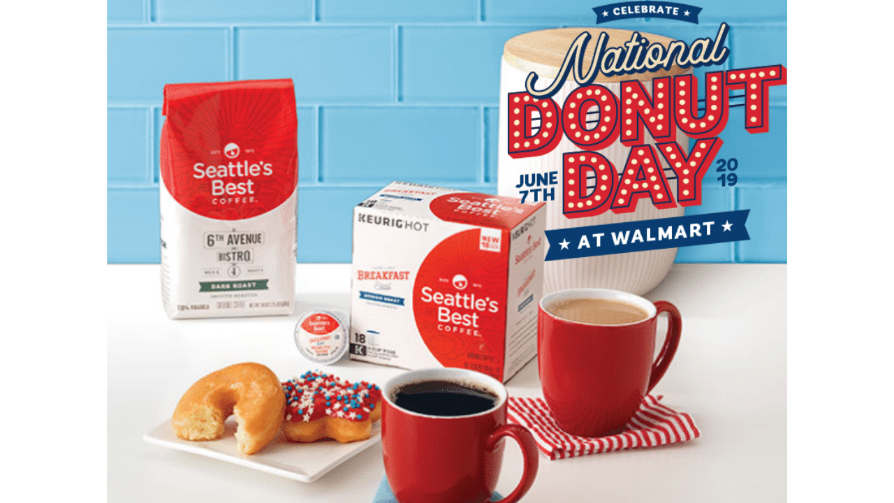 Free Coffee Doughnuts On June 7th Southern Savers