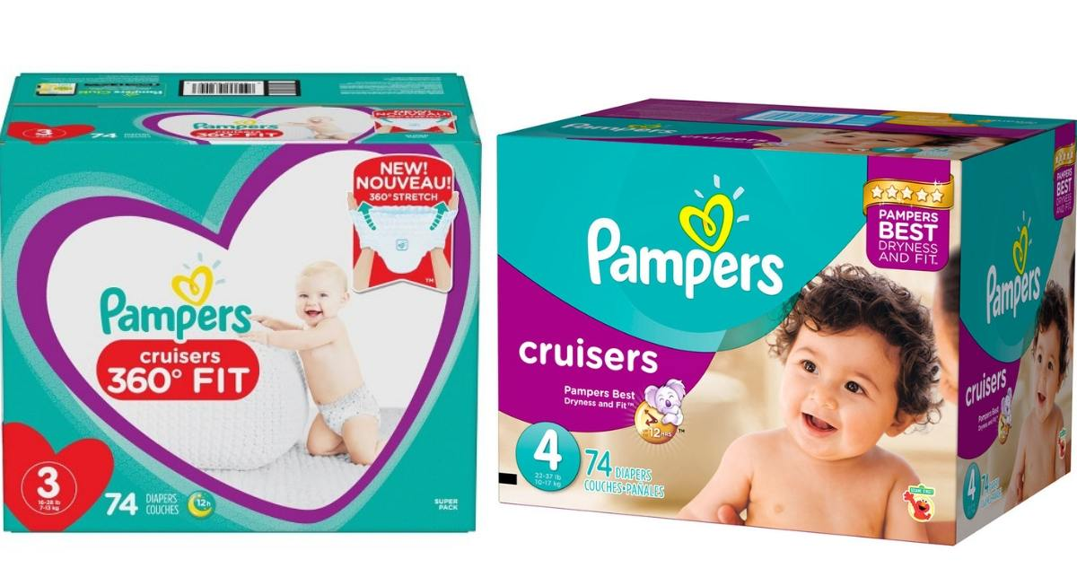 target coupon for pampers diapers