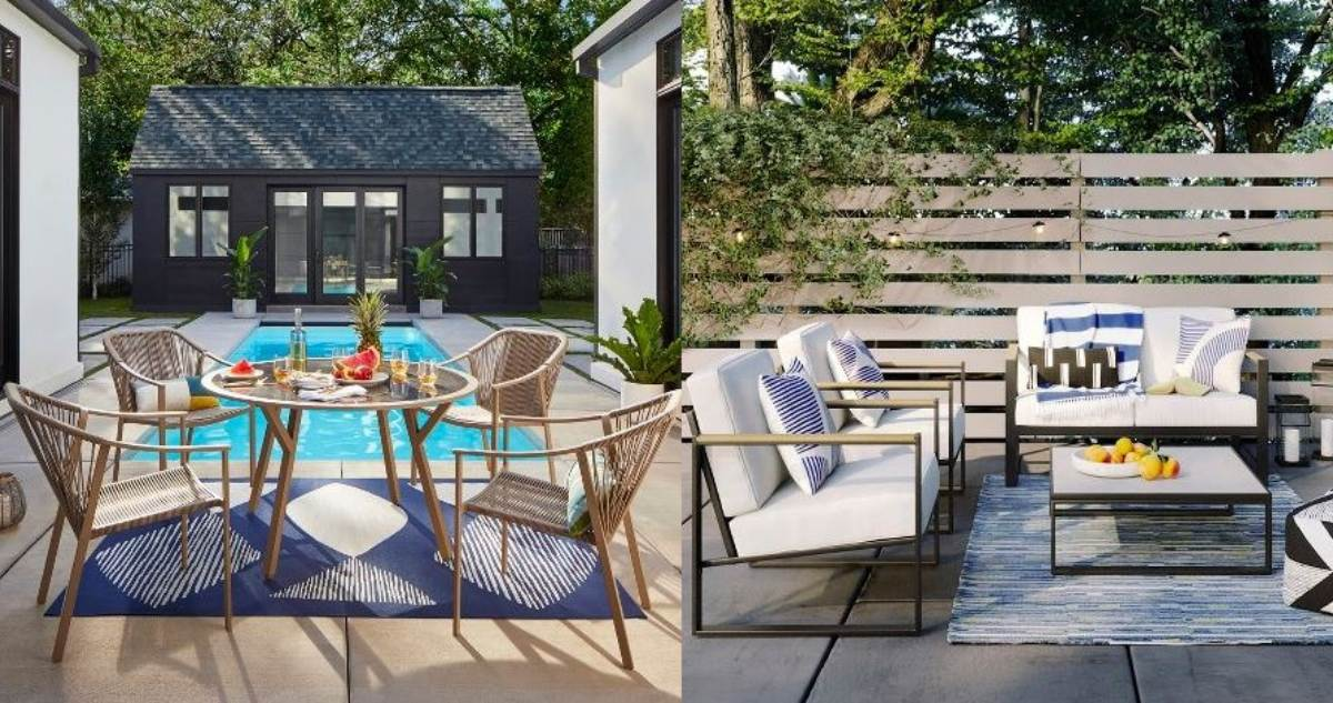 Target Patio Furniture Sale Extra 25 Off With Store Pick Up