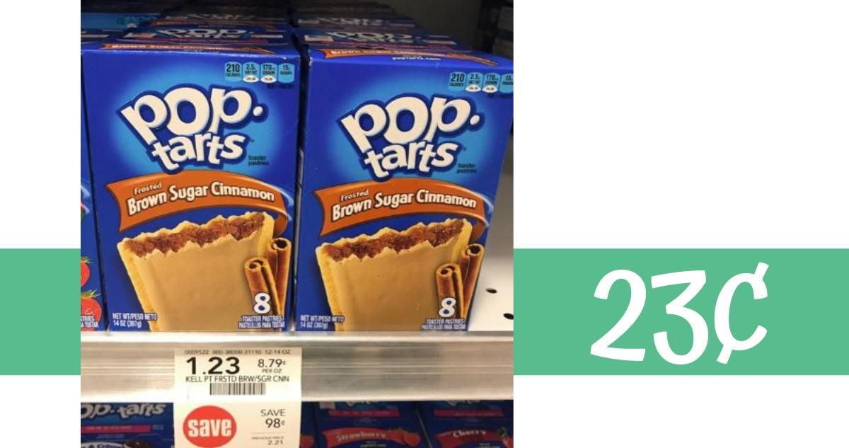 image regarding Pop Tarts Coupon Printable named Pop-Tarts for 23¢ at Publix :: Southern Savers
