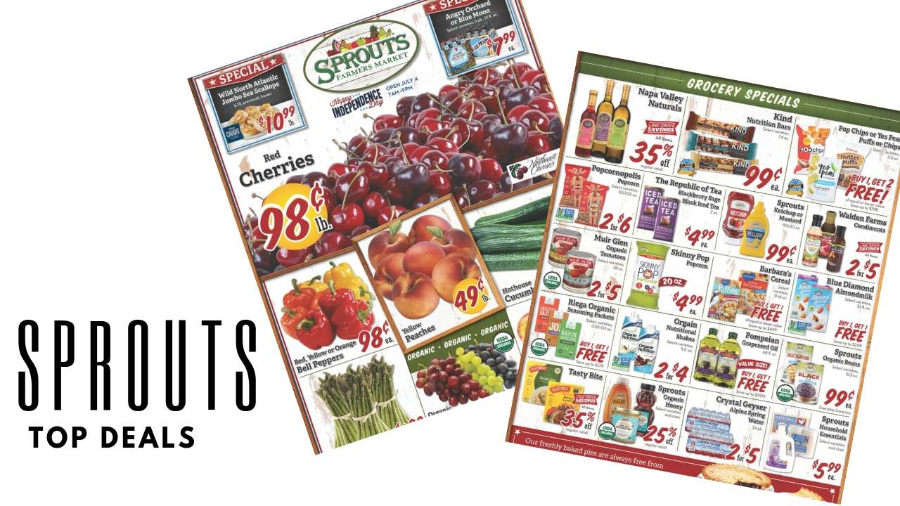 Sprouts Market Weekly Ad: 6/26-7/2 :: Southern Savers