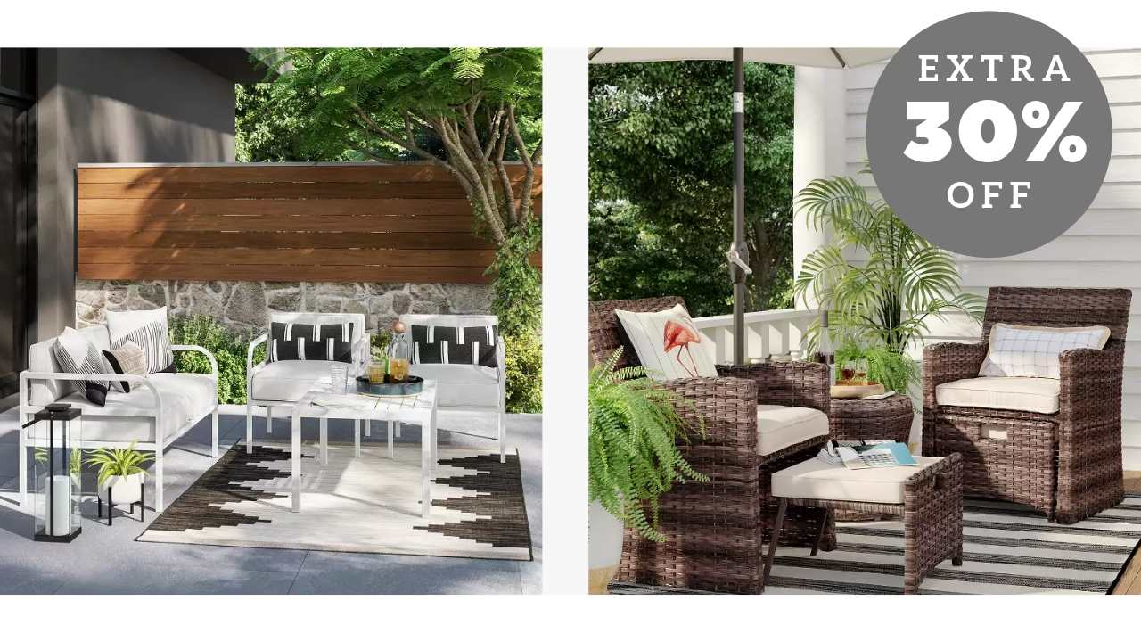 Extra 25 Off Patio Furniture At Target Chairs Starting At 13