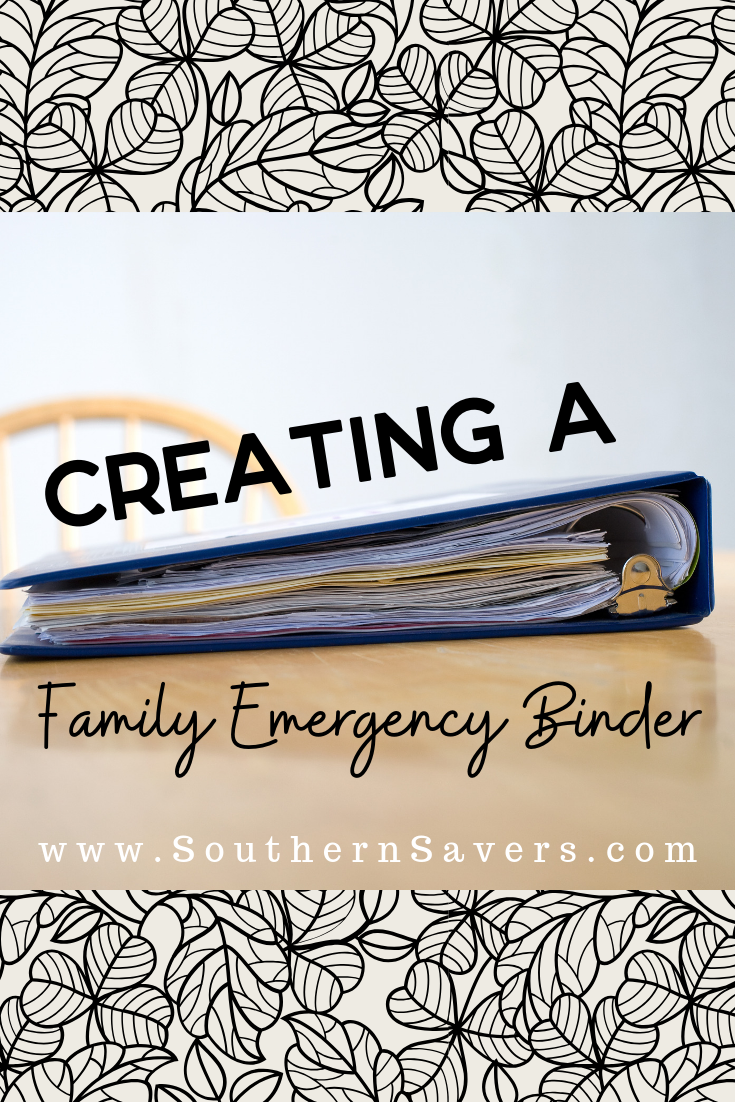 If something unexpected happens to you, will it be easy for your family to find important documents? Create a family emergency binder with these guidelines.