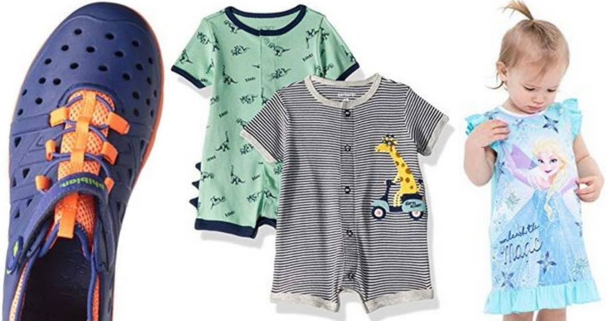 f46a04960beb7 Gerber, Carter's & More Baby Clothing for 75% off :: Southern Savers