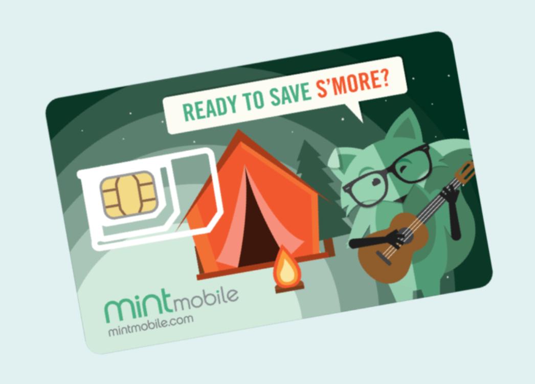 mint wireless sim card