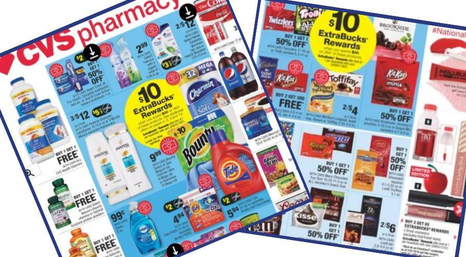 photograph regarding Icy Hot Coupons Printable titled CVS Advertisement Discount codes: 7/28-8/3 :: Southern Savers