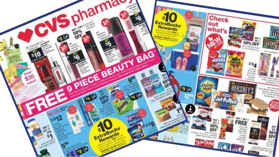 photo regarding Nature's Bounty Coupon Printable $5 named CVS Advert Discount coupons: 7/7-7/13 :: Southern Savers