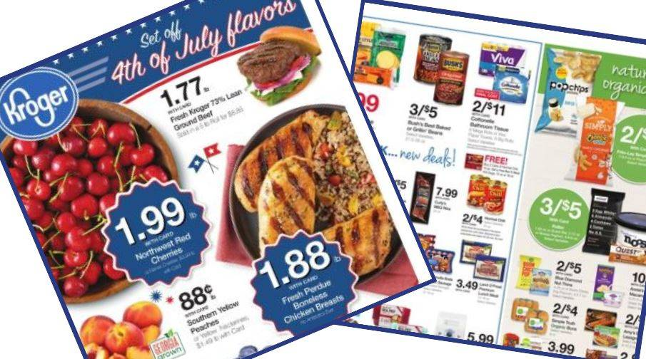 Kroger Ad & Coupons :: Southern Savers