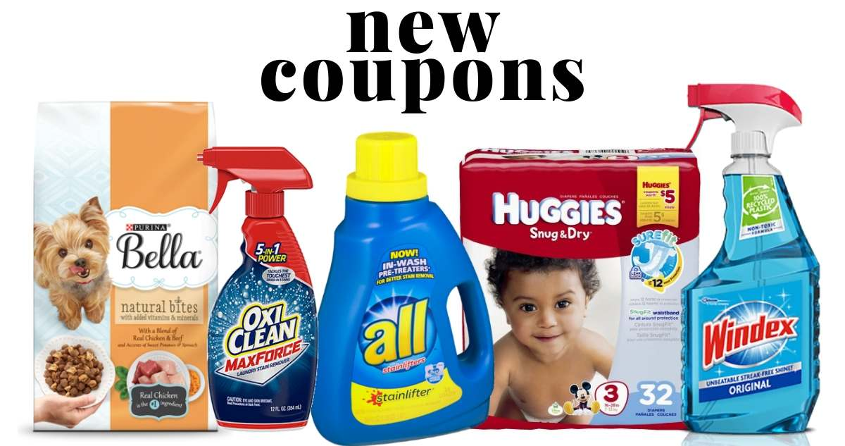 image relating to Household Coupons Printable named 25 Refreshing Printable Coupon codes: Detergent, Diapers, Even more