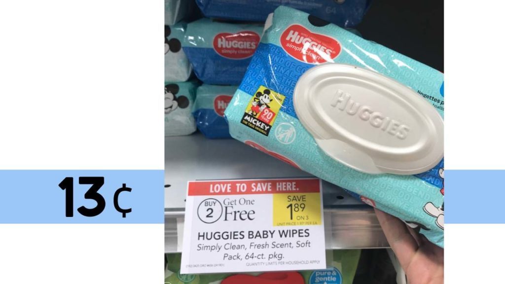 photo relating to Huggies Wipes Coupon Printable referred to as Huggies Little one Wipes: 13¢ For every Pack at Publix :: Southern Savers