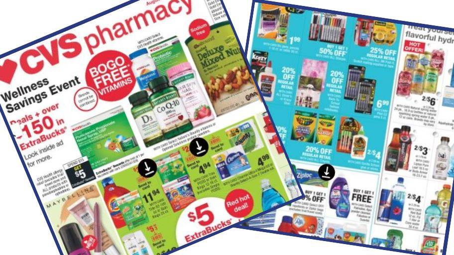 image relating to Milani Cosmetics Printable Coupon known as CVS Advertisement Discount coupons: 8/18-8/24 :: Southern Savers