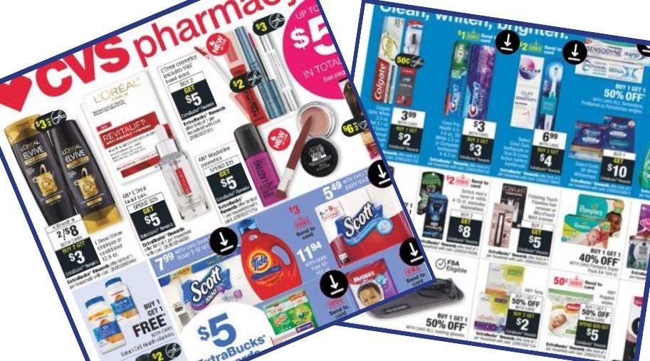 CVS Ad & Coupons: 8/4-8/10 :: Southern Savers