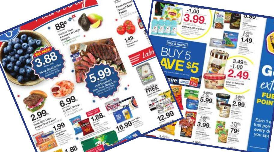 Kroger Weekly Ad 8 28 9 3 Southern Savers