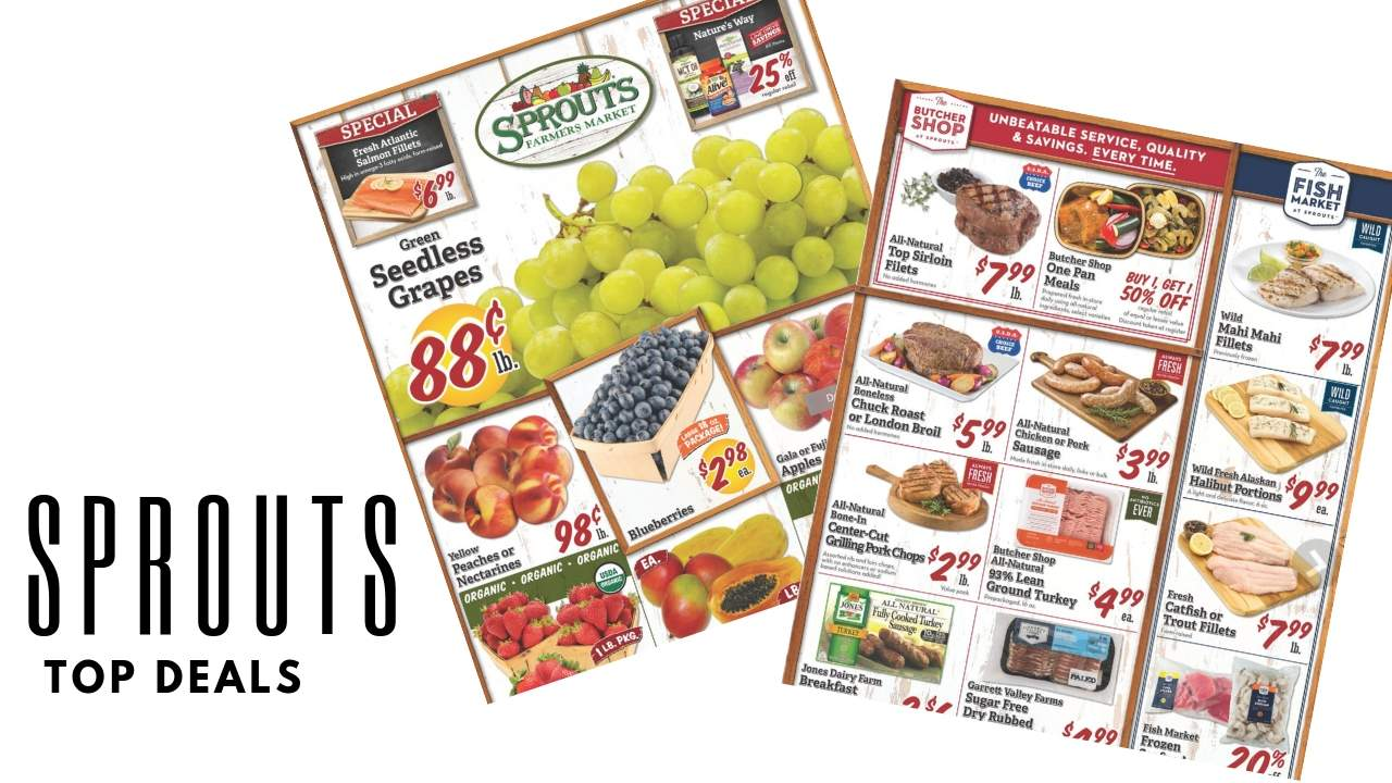Sprouts Weekly Ad: 8/21-8/28 :: Southern Savers