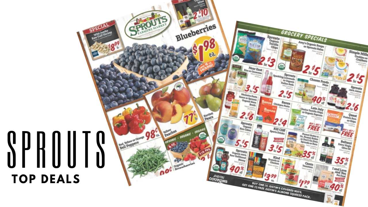 Sprouts Weekly Ad | 8/14-8/21 :: Southern Savers