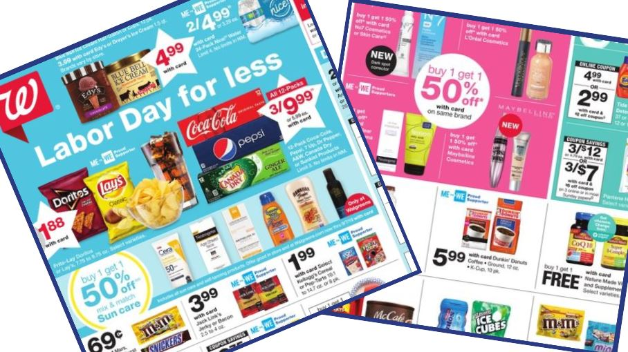 photograph about Ogx Printable Coupons referred to as Walgreens Advert Discount codes: 8/25-8/31 :: Southern Savers