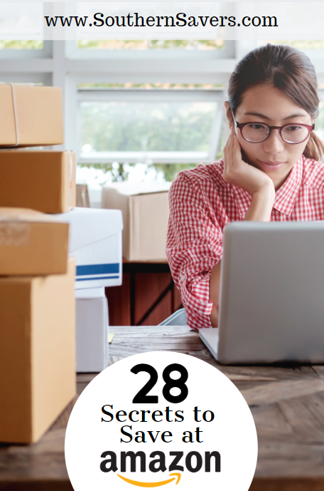 No one can argue with the convenience of Amazon, but is it always the cheapest option? Check out these 28 secrets to save at Amazon!