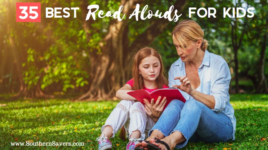 best read-aloud books for kids