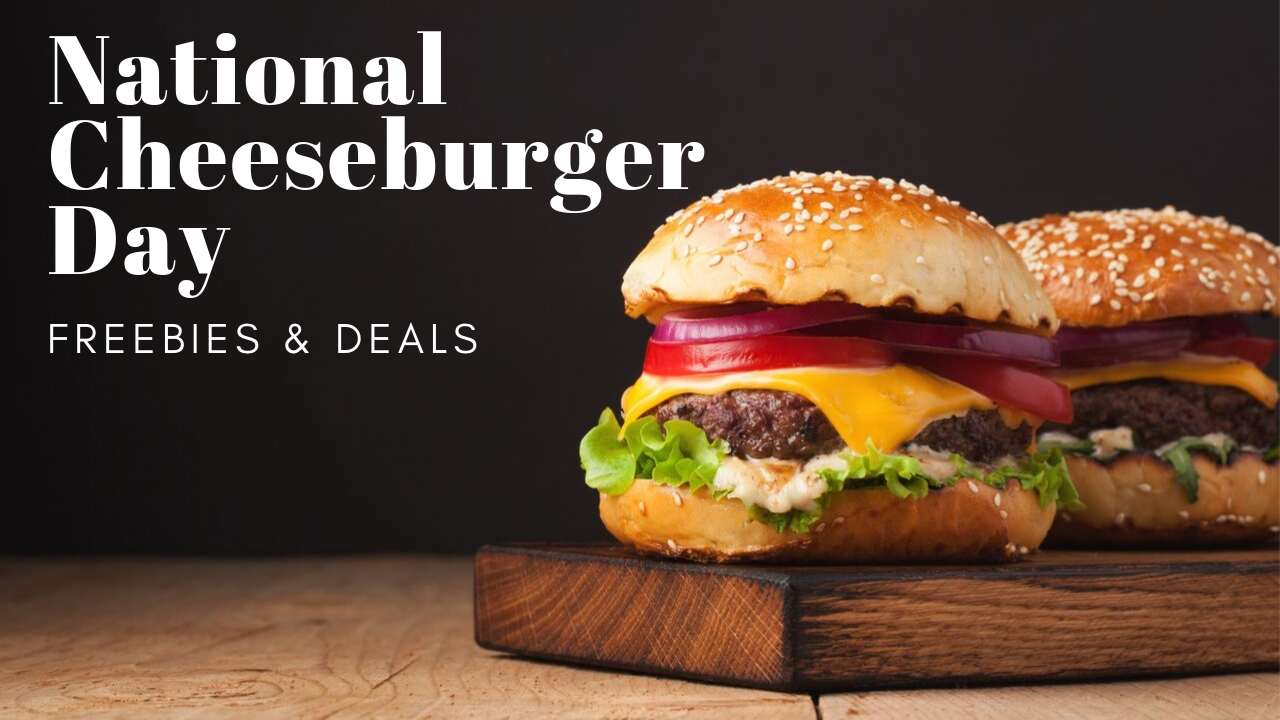 any deals for national burger day