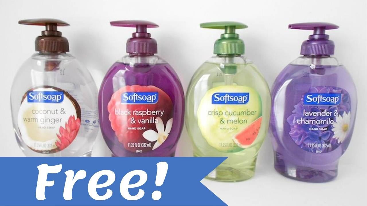 Softsoap Hand Soap For Free At Cvs Starts Sunday Southern Savers