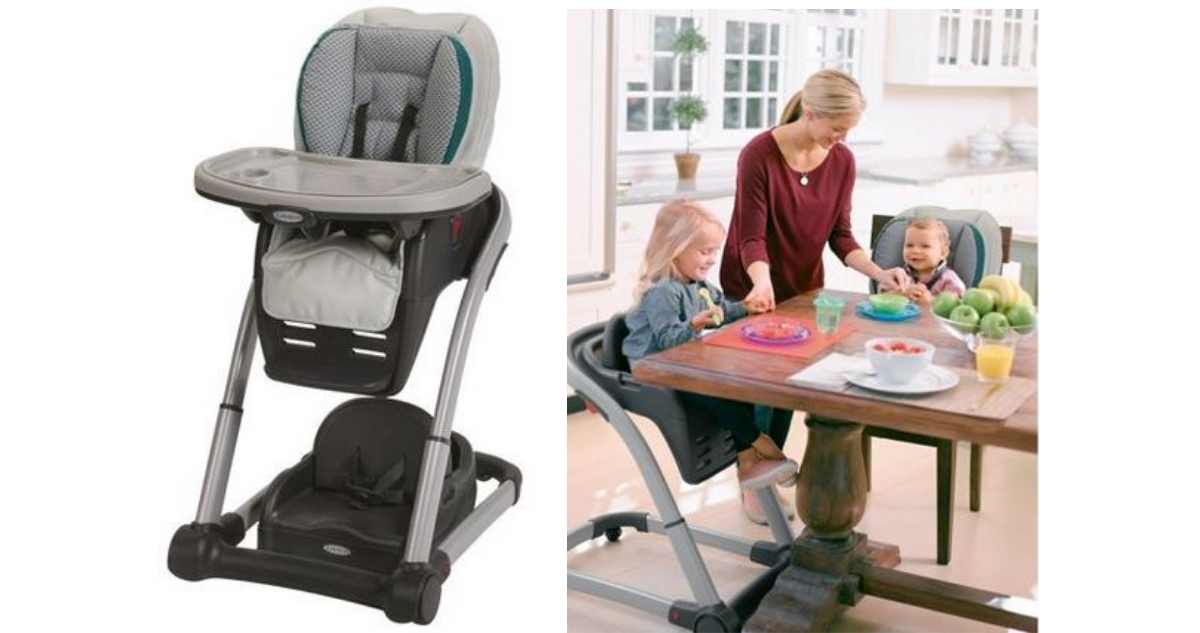 Graco Convertible High Chair For 112 74 Southern Savers