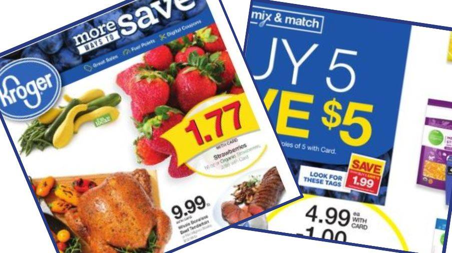 Kroger Weekly Ad 9 18 9 24 Southern Savers