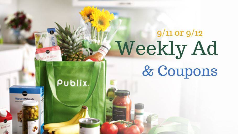 Publix Ad: 9/11-9/17 or 9/12-9/18 :: Southern Savers