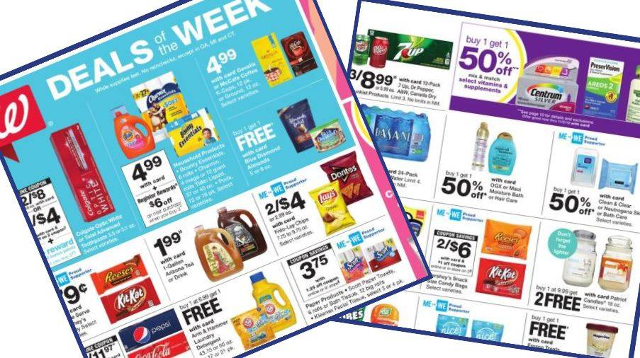 Walgreens Ad & Coupons: 9/8-9/14 :: Southern Savers