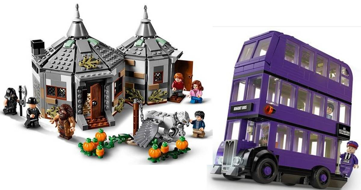Harry Potter Lego Sets Starting At 16 From Amazon