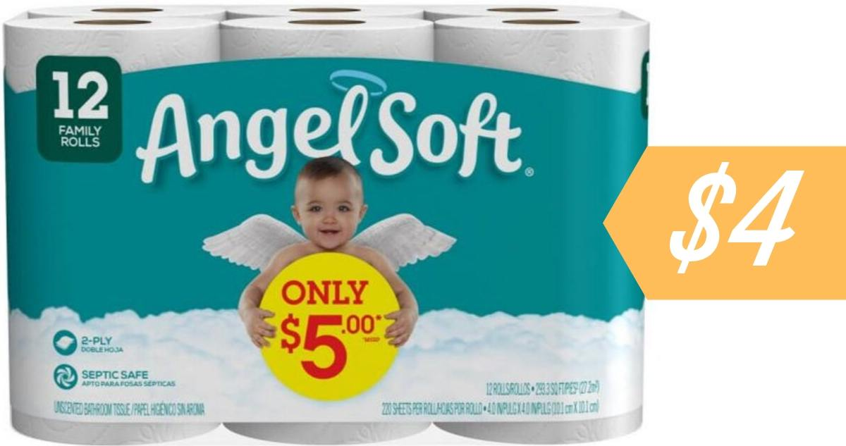 Like Angel Soft coupons? Try these...