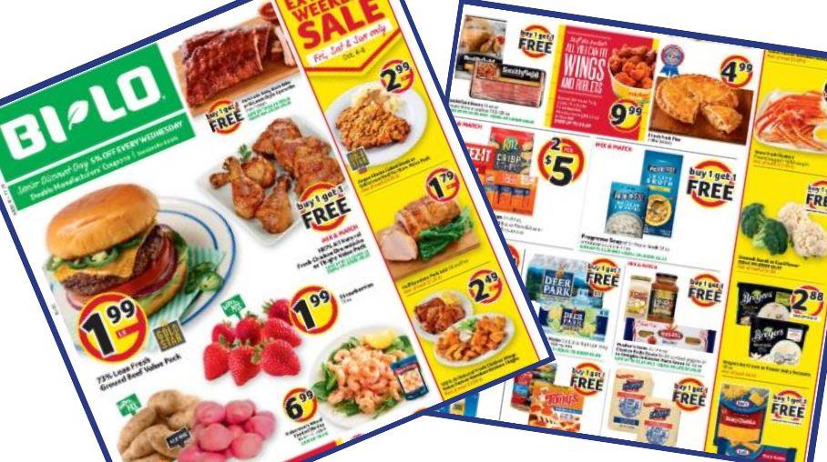 Bi-Lo Weekly Ad: 10/2-10/8