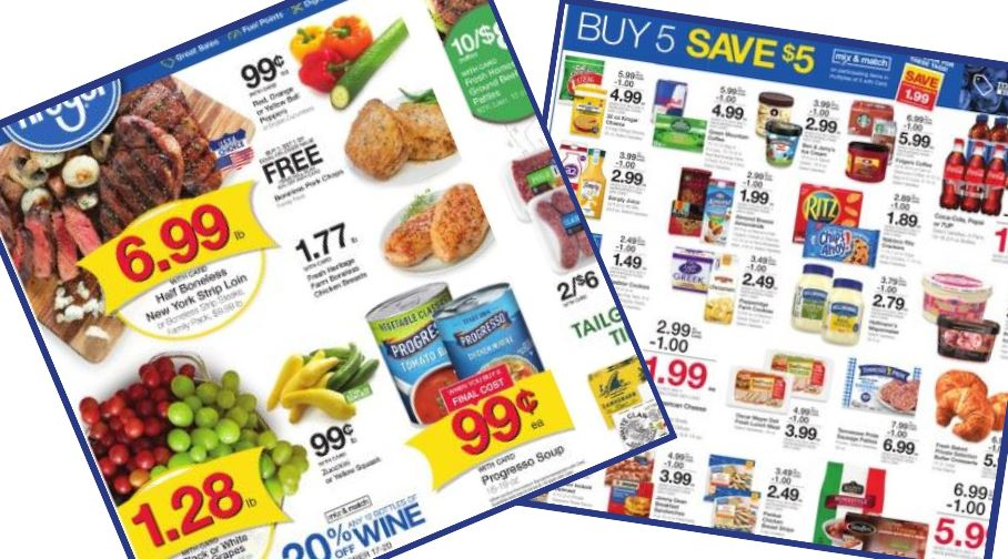 Kroger Weekly Ad 10 16 10 22 Southern Savers