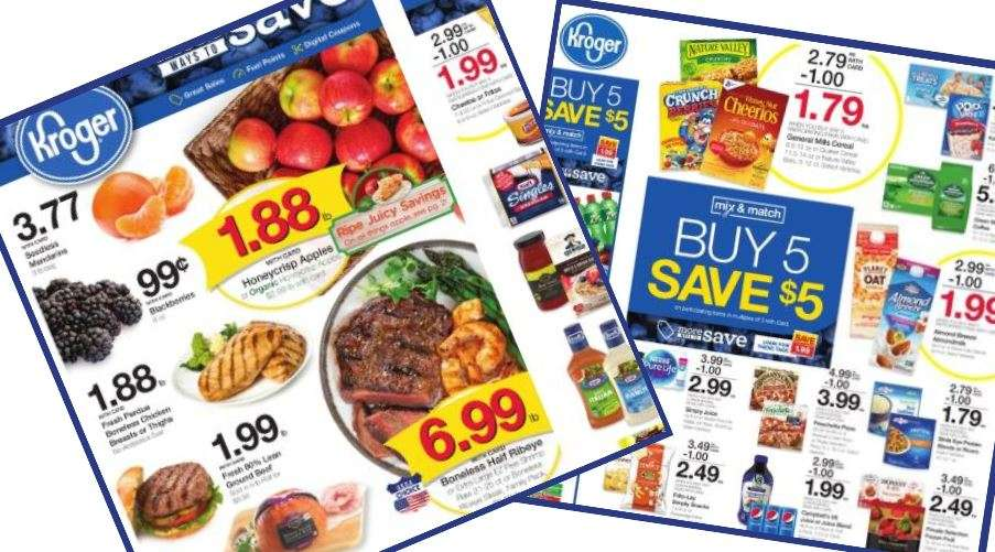 Kroger Weekly Ad 10 9 10 15 Southern Savers