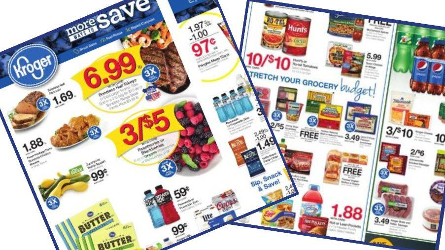 Kroger Weekly Ad 10 30 11 5 Southern Savers