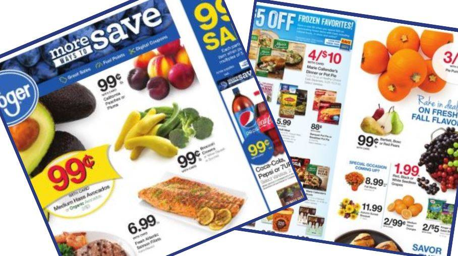 Kroger Weekly Ad 10 2 10 8 Southern Savers