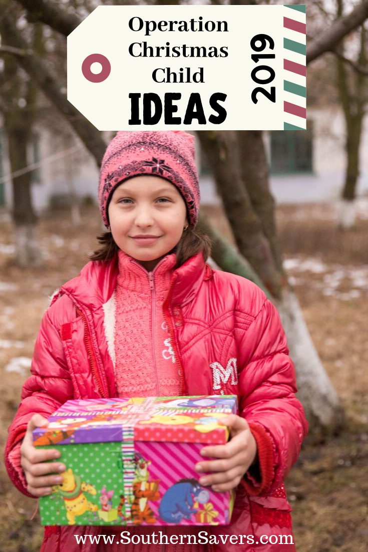 It's almost time for Christmas! If you're packing shoeboxes this year, check out our Operation Christmas Child ideas for inspiration!