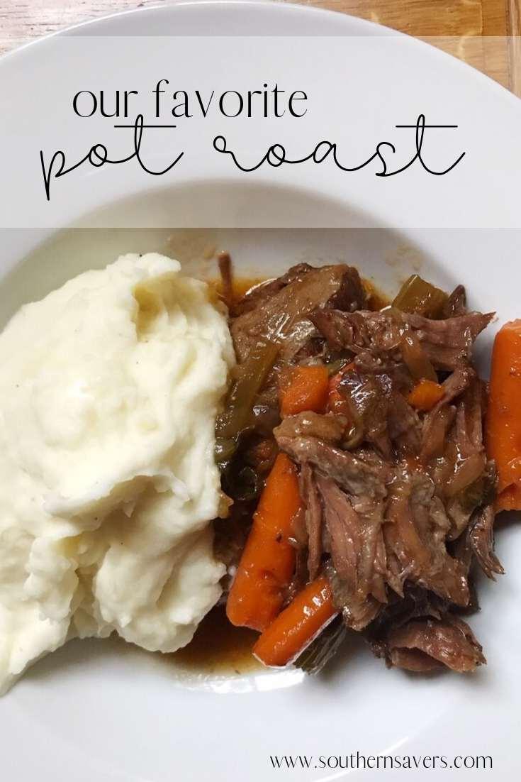 our favorite pot roast