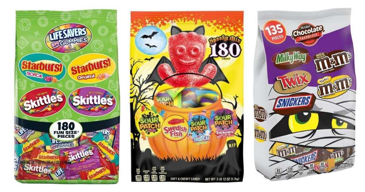 seasonal candy