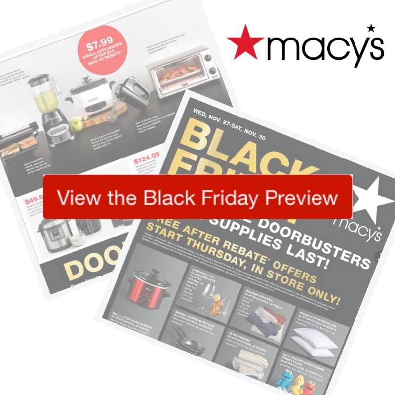2019 Macy S Black Friday Ad Southern Savers