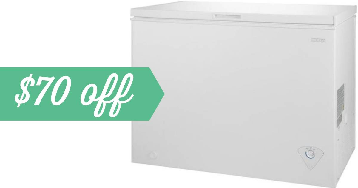 Best Buy Sale | Up to $70 off Chest Freezers :: Southern Savers