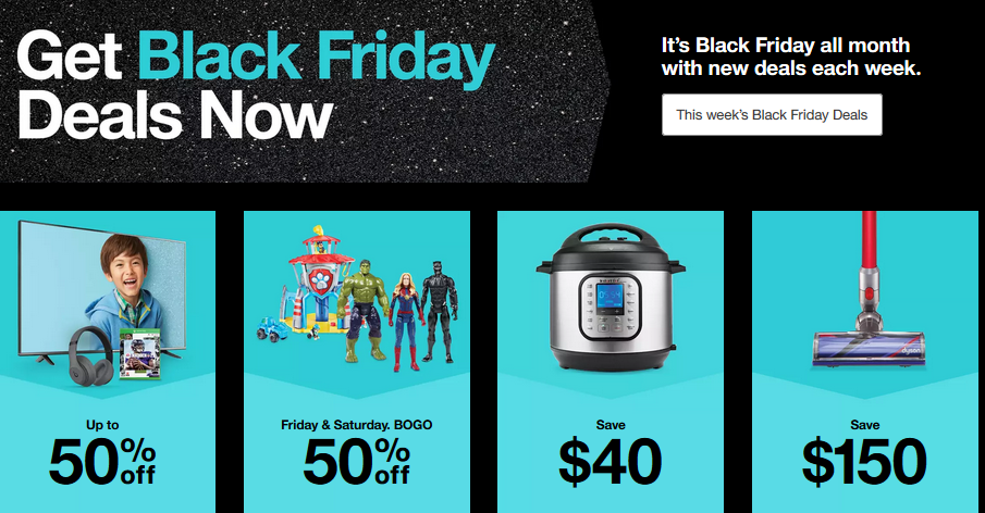Target Black Friday Preview Sale Ends Tomorrow Southern Savers